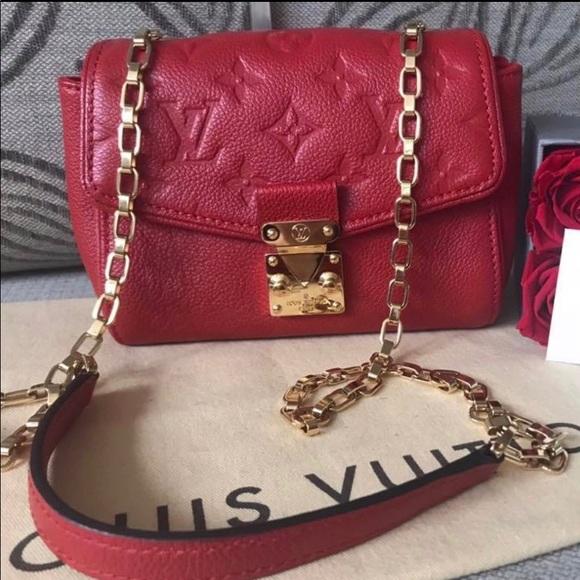 Authentic Louis Vuitton St. Germain BB